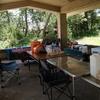 夏本番前のキャンプ場