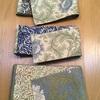 半巾帯と反物の組み合わせ