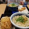 丸亀製麺にて夕食