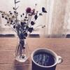 お茶の時間を大切に。