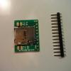手作りGPSロガー  6回目 「マイクロSDカード」