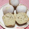 自家製天然酵母で焼いた丸パン