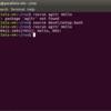C++を使って,ROSでHello, ROS!をしてみる。