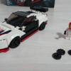 【凄まじい技術】レゴのGT-Rニスモ、実際に作ってみた