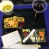機内食 ANA  名古屋→沖縄