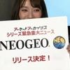 PS4 アーケードアーカイブスに「NEOGEO」参戦決定!まず年内に5タイトル!毎月続々登場!