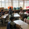 1年生:学級会で話し合う