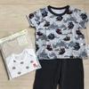 【ユニクロ】ベビーパジャマや肌着を買い換え。夏のレジャーのタイミングで嬉しい理由2つ。