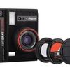チェキフィルムが使えるロモのインスタントカメラ「Instant Automat」にガラスレンズ搭載の新モデルが登場!