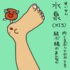 腎経(KI)5 水泉(すいせん)