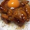 男飯。鶏モモの照り焼き丼!!
