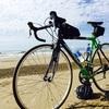能登半島1周3泊4日輪行の旅⑦千里浜なぎさドライブウェイ