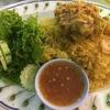 タイのカレー風味のチキンライス⁉ カオモックガイ ข้าวหมกไก่ Kao mock gai