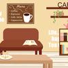 岡山の英会話カフェ&バー cross talk で英会話体験してきました。