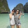 ピピ島とカイ島をアイランドホッピング☆
