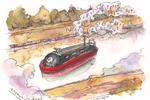 レイモンドのボート