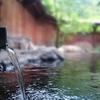 日帰り温泉に行きました。それは長い道のりでした。