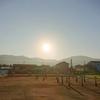 纏向遺跡に繋がる 野見宿禰の古代の道【秋分の日の日の出】