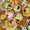 ボンビーガール出演!楽しく野菜を食べられるサラダ専門店「mikata」
