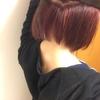 カラーバターでインナーカラー。ブリーチで傷んだ髪がサラッサラに♪