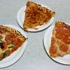 【コストコ】 フードコートのピザ3種類を食べ比べてみた!