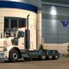 【ETS2】 Daimler Freightliner Inspiration v 3.0 Fixを入れてみた