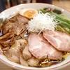 「くじら食堂 bazar」の特製醤油ラーメン @ 三鷹【 45 杯目 】