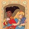 大人もがっつり励まされる百合ロマンス~漫画『Princess Princess Ever After』( Katie O'Neill著、 Oni Press)感想