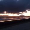 【独】今日の海と空の変化 - 2018/12/28【スマホ写真】