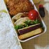 鱈のフライ弁当