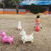 【2歳7ヶ月】『ワールド牧場』再訪 @大阪府南河内郡