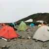 テント担いで「蝶ヶ岳」へ行って来たよ。って話その3