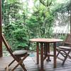【野々市】大きな木がある癒しの山小屋風カフェ「Tree+ing Cafeフクロウの森」