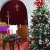 2017年12月24日(日)降臨節第4主日礼拝 & クリスマスイヴ礼拝 & 25日(月)降臨日礼拝