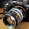 【オールドレンズ試写】リコーシングレックスマウントRIKENON 55mm F1.4を改造マウントで試用