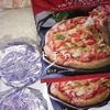 トマト感じるマルゲリータピッツァ ファミマのピザは美味しい!