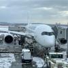 【搭乗記】JAL504便 新千歳ー羽田 A350-900のクラスJを利用しました