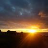 チリ イースター島 モアイに会いに行った ⑦アフ・アキビへ