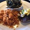 サウスカロライナ州のシーフードレストラン Fleet Landing Restaurant & Bar で食べたマヒマヒは最高でした。