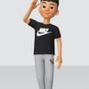 ZEPET(ゼペット)のNIKE(ナイキ)アイテム一覧まとめアプリ内に登場するファッションアイテムがナイキとコラボ!