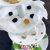 紙皿とラップの芯で🌼手づくりのお菓子タワー完成!✨おやつタイムがおしゃれに変身🍬✨