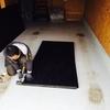 薪棚 兼 農機具ガレージ作り 壁を作る