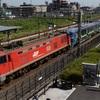 第510列車 「 甲29 JR北海道733系(B-3110+3210f・B-3111+3211f)の甲種輸送を狙う 」