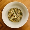 【自炊】ほんのり緑茶の香る炒飯