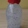 R1の容器で手作りガラガラ作ったけど…