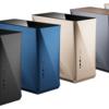 Fractal DesignがEra ITXという240mm簡易水冷ので組めるMini-ITXケースを発表した