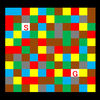 六色三色迷路:問題6