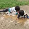 【知育】免疫力と造像力を高める泥遊び。