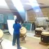 与論の和太鼓グループ「ゆんぬ太鼓保存会」