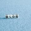 ブログについて悩む